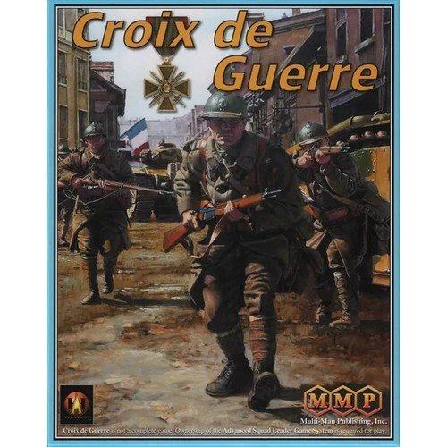 ASL Module 10a: Croix de Guerre (Second Edition)  (Lingua: Inglese - Stato: Nuovo)