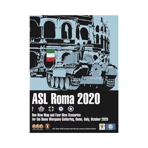 ASL Roma 2020  (Lingua: Inglese - Stato: Nuovo)
