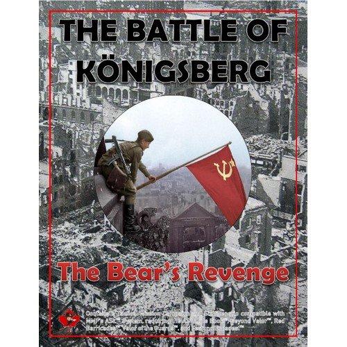 ASL The Battle of Königsberg: The Bear's Revenge  (Language: English - Conditions: New)