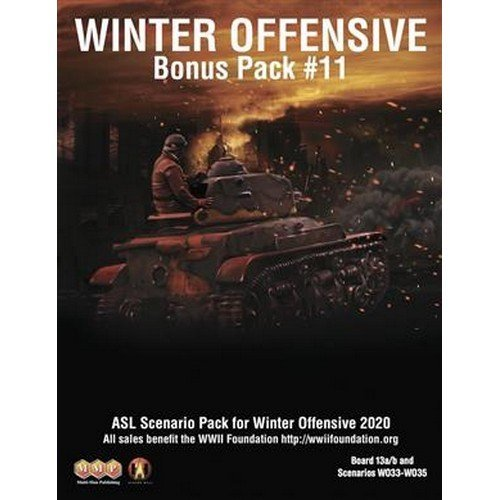 ASL Winter Offensive 2020 Bonus Pack #11  (Lingua: Inglese - Stato: Nuovo)