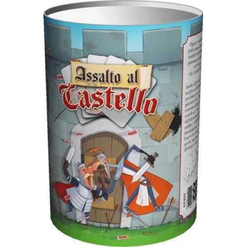 Assalto al Castello  (Lingua: Italiano - Stato: Nuovo)