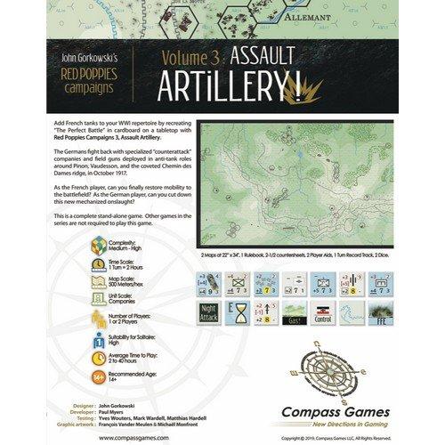 Assault Artillery  (Lingua: Inglese - Stato: Nuovo)