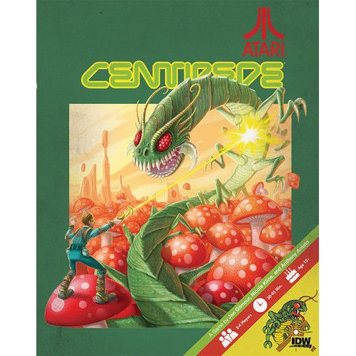 Atari: Centipede  (Lingua: Inglese - Stato: Nuovo)