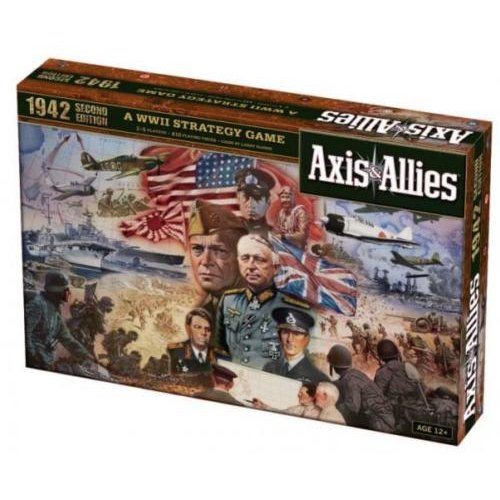 Axis & Allies 1942: A World War II Strategy Game  (Lingua: Inglese - Stato: Nuovo)