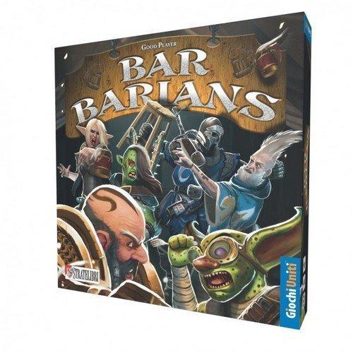Bar Barians  (Lingua: Italiano, Inglese - Stato: Nuovo)