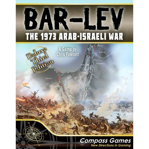 Bar-Lev: The 1973 Arab-Israeli War  (Lingua: Inglese - Stato: Nuovo)