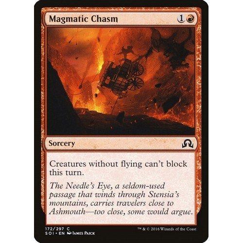 Baratro di Magma  (Lingua: Inglese - Stato: Near Mint)