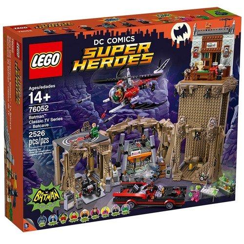 Lego Batman™ 76052: Classic TV Series Batcave  (Lingua: Multilingua - Stato: Nuovo)
