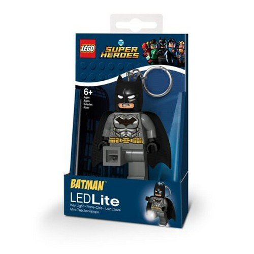 Batman Lego Portachiavi Led Light 8cm  (Stato: Nuovo)