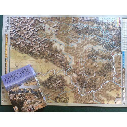 Battle of Ebro 1938: Spanish Civil War  (Lingua: Inglese, Spagnolo, Polacco - Stato: Nuovo)