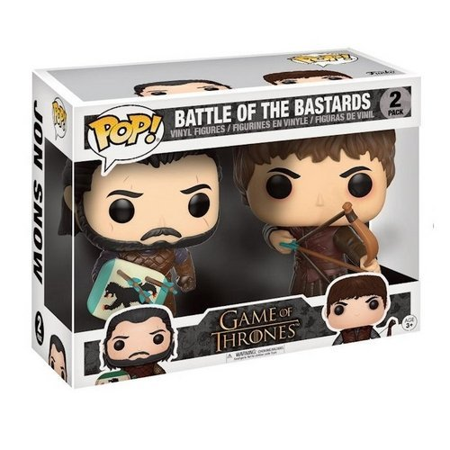 Battle of the Bastards (2 Pack)  (Stato: Nuovo)