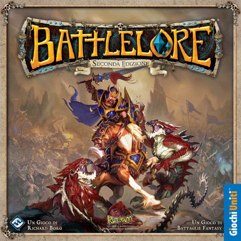 Battlelore (Seconda Edizione)  (Lingua: Italiano - Stato: Nuovo)