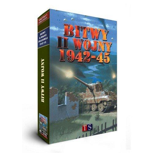 Battles of the World War II 1942-45 - Bitwy II wojny światowej  (Lingua: Inglese, Polacco - Stato: Nuovo)