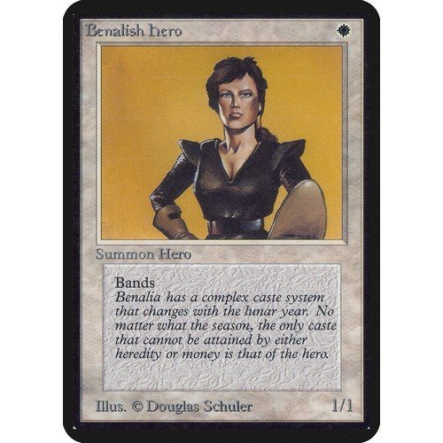 Benalish Hero  (Lingua: Inglese - Stato: Played)