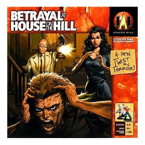 Betrayal at House on the Hill (1° Edizione)  (Lingua: Inglese - Stato: Usato)
