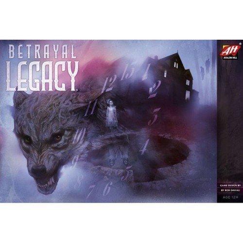 Betrayal Legacy  (Lingua: Inglese - Stato: Nuovo)
