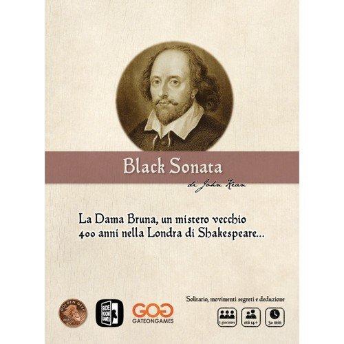 Black Sonata  (Lingua: Italiano - Stato: Nuovo)