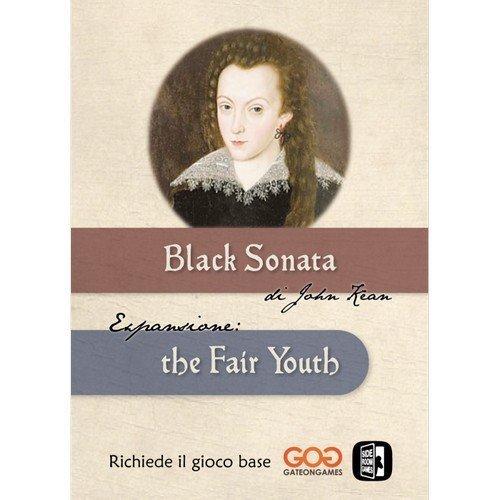 BUNDLE Black Sonata + the Fair Youth  (Lingua: Italiano - Stato: Nuovo)