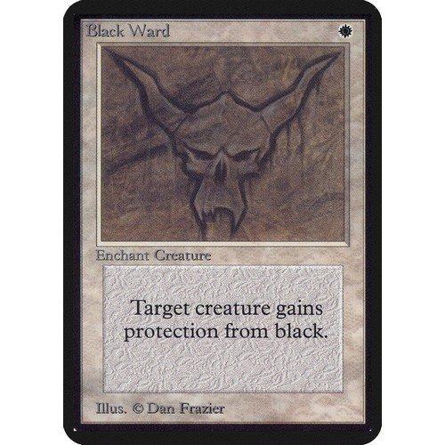 Black Ward  (Lingua: Inglese - Stato: Good)