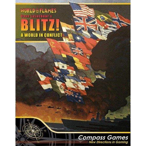 Blitz! A World in Conflict  (Lingua: Inglese - Stato: Nuovo)