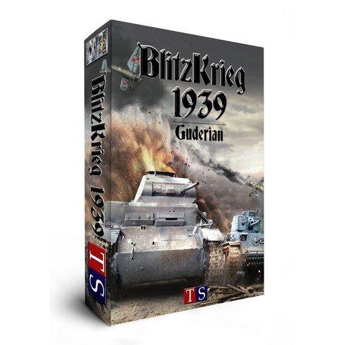 Blitzkrieg 1939 Guderain  (Lingua: Italiano, Inglese, Francese, Polacco - Stato: Nuovo)