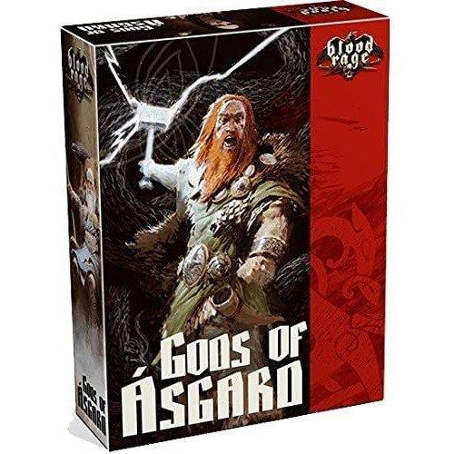 Blood Rage: Dèi di Asgard  (Lingua: Italiano, Inglese, Francese, Spagnolo, Tedesco, Polacco - Stato: Nuovo)