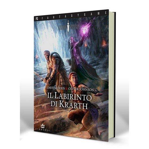 Blood Sword 1: Il Labirinto di Krarth  (Lingua: Italiano - Stato: Nuovo)