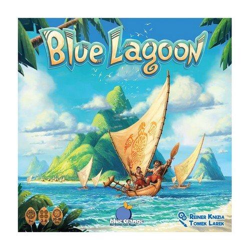 Blue Lagoon  (Lingua: Italiano, Inglese, Francese, Tedesco, Spagnolo, Portoghese - Stato: Nuovo)