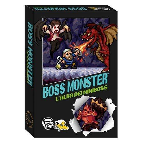 Boss Monster: L'Alba dei Miniboss  (Lingua: Italiano - Stato: Nuovo)