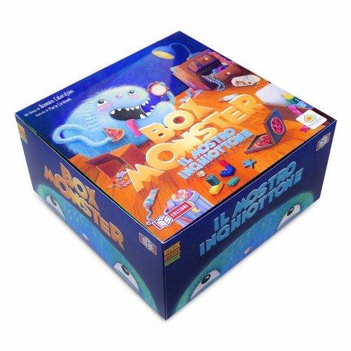 Box Monster  (Language: Italian - Conditions: New)