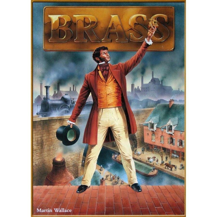 Brass (Edizione 2007)  (Lingua: Inglese, Francese - Stato: Usato)