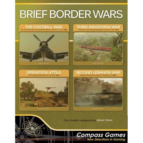Brief Border Wars  (Lingua: Inglese - Stato: Nuovo)