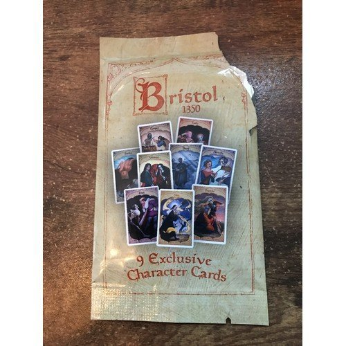 Bristol 1350 Pack di Carte Personaggio Extra  (Lingua: Inglese - Stato: Nuovo)