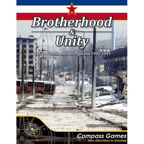 Brotherhood & Unity  (Lingua: Inglese - Stato: Nuovo)