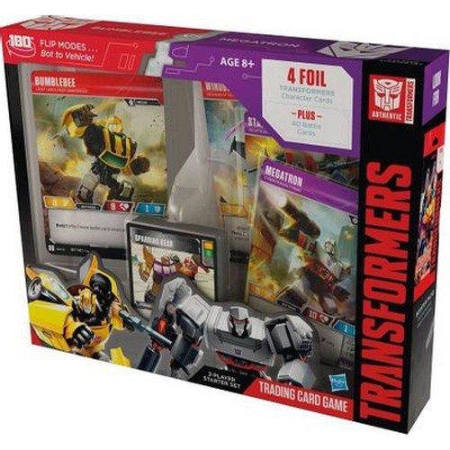 Bumblebee Vs. Megatron: Starter Set 2 Giocatori  (Lingua: Inglese - Stato: Nuovo)