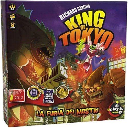 BUNDLE King of Tokyo + Espansioni  (Lingua: Italiano - Stato: Usato)