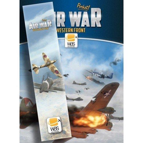 BUNDLE Pocket! Air War, Western + Mediterranean Front  (Lingua: Italiano, Inglese - Stato: Nuovo)