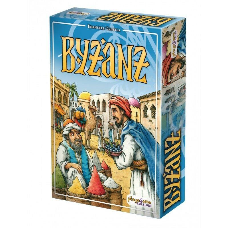 Byzanz  (Lingua: Italiano - Stato: Nuovo)
