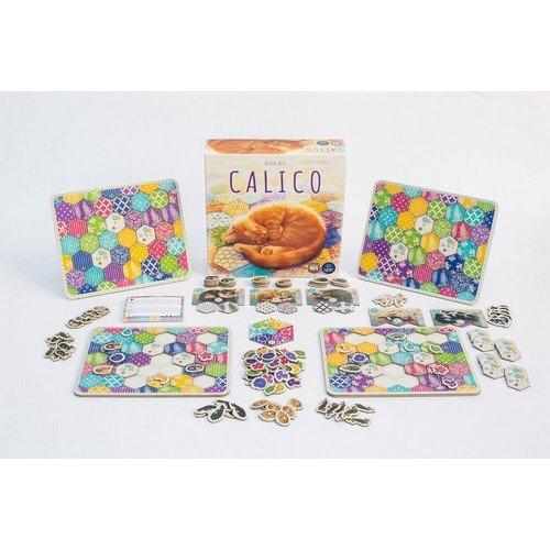 Calico  (Lingua: Italiano - Stato: Nuovo)