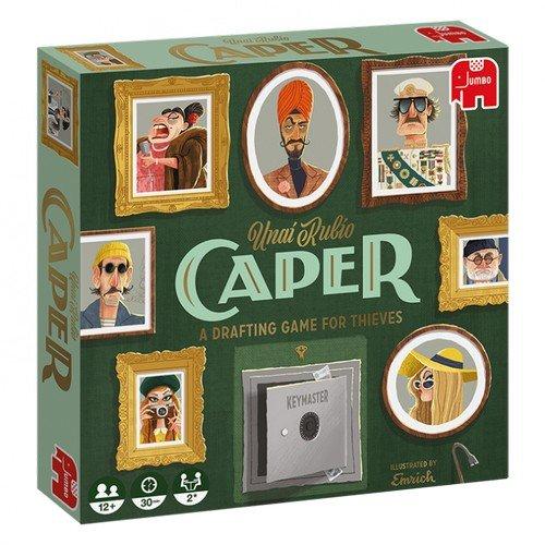 Caper  (Lingua: Italiano, Francese, Spagnolo, Portoghese - Stato: Nuovo)
