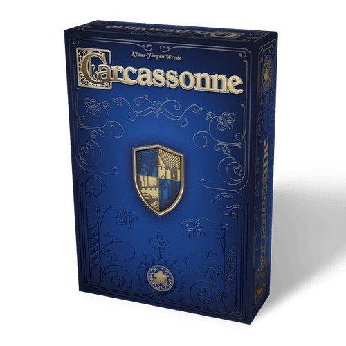 Carcassonne 20° Anniversario  (Lingua: Italiano - Stato: Nuovo)