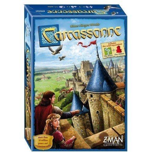 Carcassonne - ENG  (Lingua: Inglese - Stato: Nuovo)