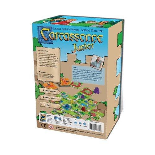 Carcassonne Junior  (Lingua: Italiano - Stato: Nuovo)