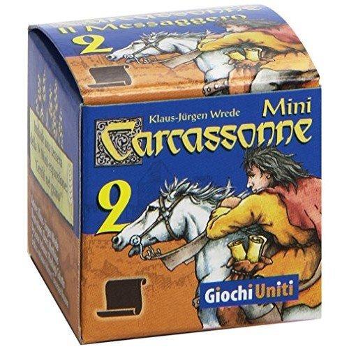 Carcassonne Mini Espansione 2: Il Messaggero  (Lingua: Italiano - Stato: Nuovo)