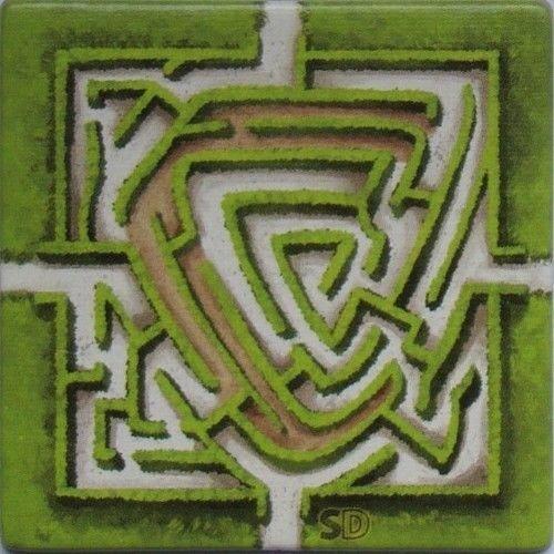 Carcassonne Tessera Promo Labirinto (New)  (Stato: Nuovo)