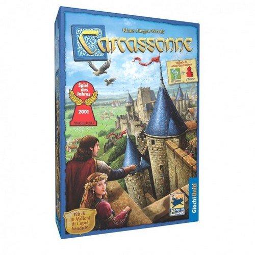 Carcassonne  (Lingua: Italiano - Stato: Nuovo)