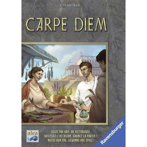 Carpe Diem  (Lingua: Inglese, Francese, Tedesco - Stato: Nuovo con Scatola Danneggiata)