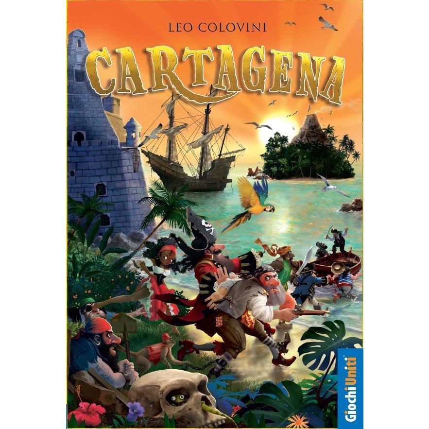 Cartagena  (Lingua: Italiano - Stato: Nuovo)