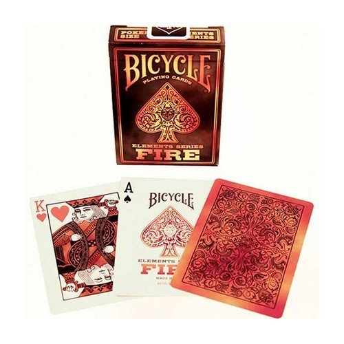 Carte Bicycle Fire  (Stato: Nuovo)