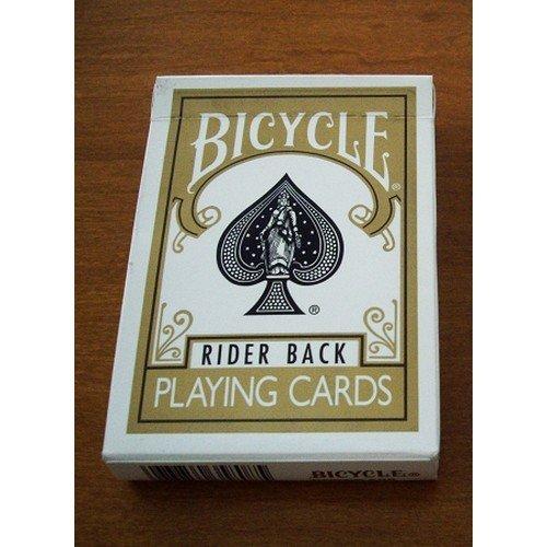 Carte Bicycle Oro  (Stato: Nuovo)